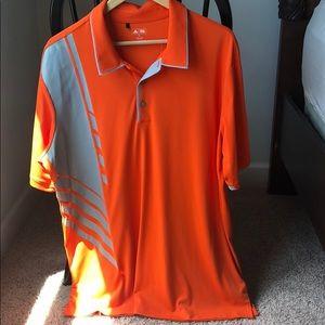Men's Adidas golf shirt size xl